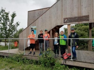 © Naturwärts Katrin Kraus - GPS Erlebnistour im Naturschutzgebiet