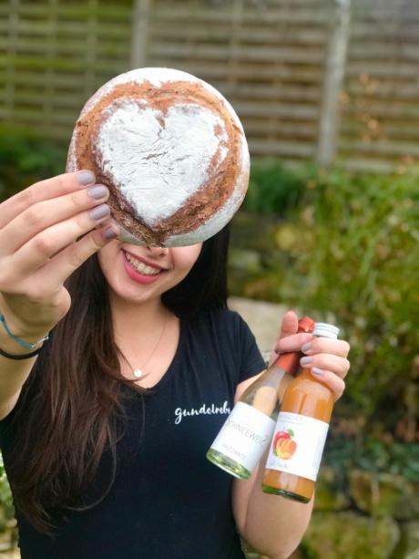 Gundelrebe-Frühstück zum Valentinstag