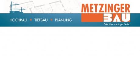 Logo von Gebrüder Metzinger GmbH