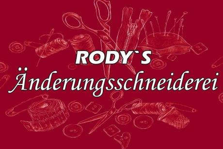 Logo von Rody's Änderungsschneiderei