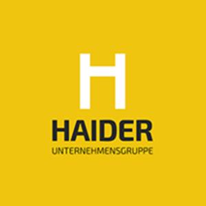 Logo von Haider Gebrüder Bauunternehmung GmbH