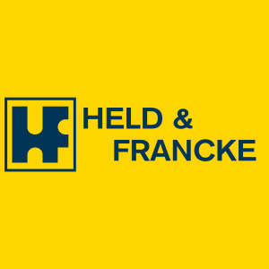 Logo von Held & Francke Baugesellschaft m.b.H.