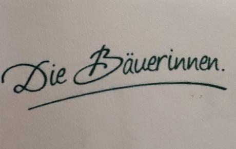 Logo von Die Bäuerinnen