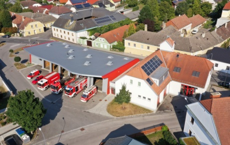 Logo von Freiwillige Feuerwehr Loosdorf