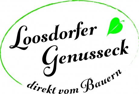 """Logo von Bauernladen """"Loosdorfer Genusseck"""""""