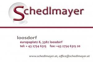 Logo von Schedlmayer Heinrich e.U.
