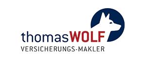 Logo von Thomas Wolf KG - Versicherungsmakler